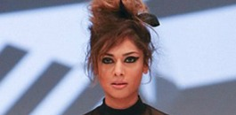 Amreen Akhtar enters Britain's Next Top Model