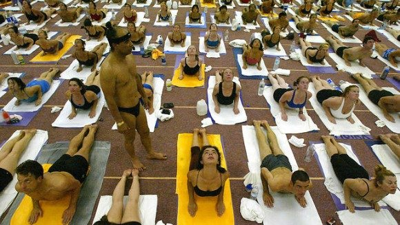 Yoga Teacher fined £4.5m for Sexual Harrassment