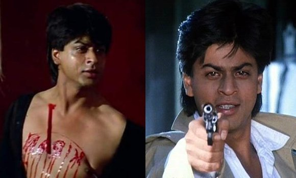 Bollywood-Villains-Shahrukh-Khan