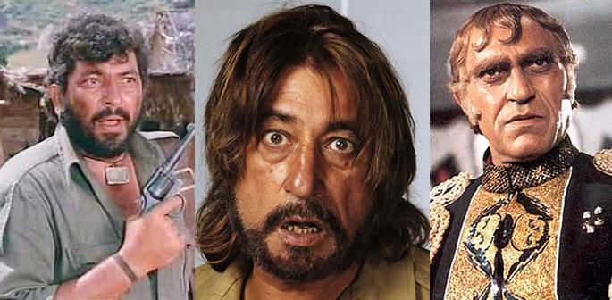Bollywood Villains