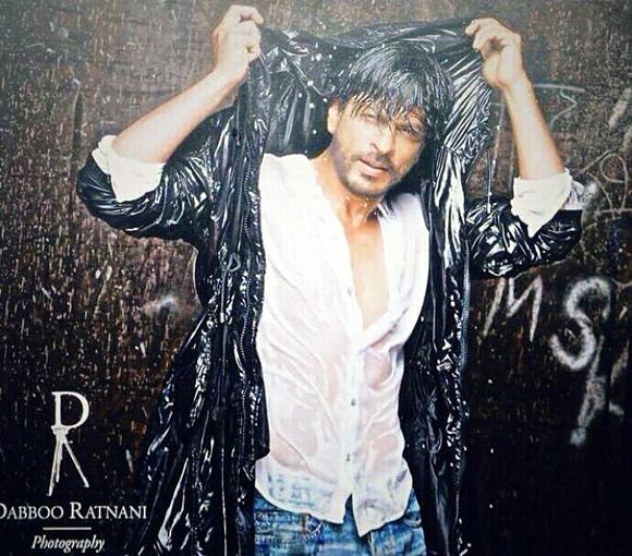 Dabboo Ratnani SRK