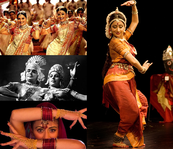 Dance in 100 Years of Bollywood