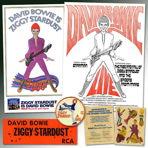 A Tribute to the Amazing David Bowie
