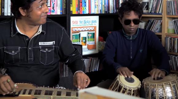 Debashish Bhattacharya ~ The Brilliant Slide Guitarist