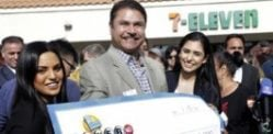 Desi American gets $1M in Powerball lottery