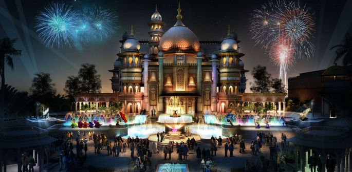 Dubai welcomes Bollywood Theme Park in 2016