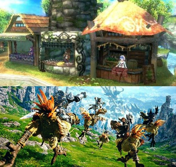 Final Fantasy Explorers ~ Amazing Action RPG