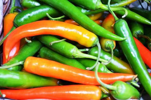 Why Green Chillies are Good for You