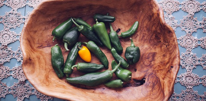 Why Green Chillies are Really Good for You