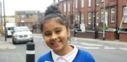 Hannah Begum ~ Leeds Children's Mayor