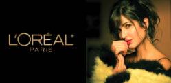 Katrina Kaif to launch exclusive L'Oréal Lip Colour
