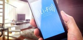 Apple to use Li-Fi in future iPhones?