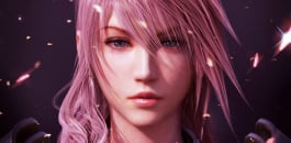 Louis Vuitton teams up with Final Fantasy's Lightning