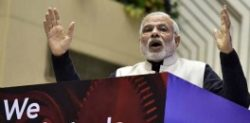 Narendra Modi launches Startup India