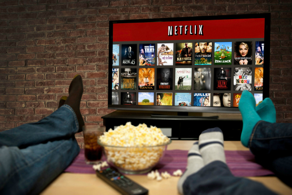 Netflix Launches in India and Pakistan