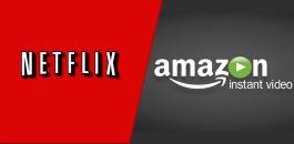 Netflix vs Amazon Prime 2016