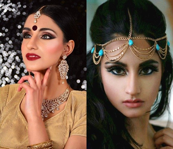 British Asian model, Sara Najm, has defied the odds in becoming a top model after a car accident put her in a coma.