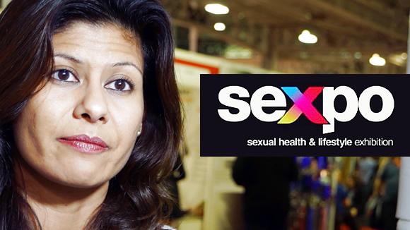 Sexpo UK - Organiser Naina Saini