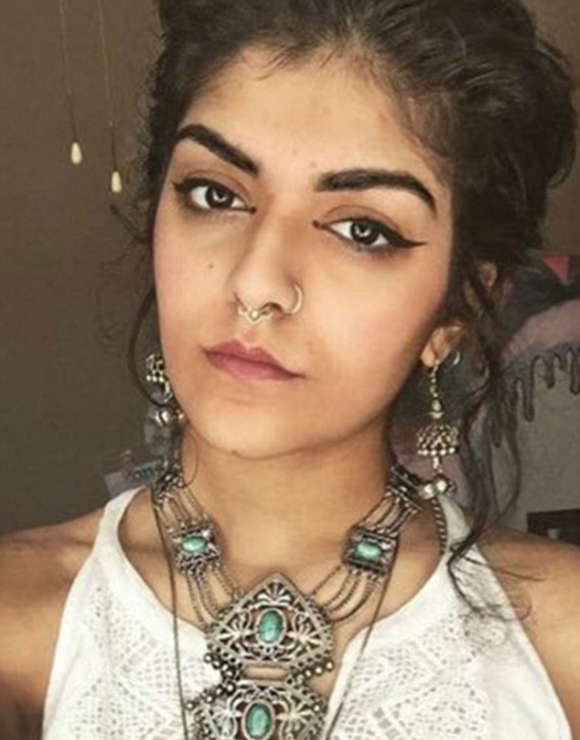 Suraiya Ali trolled on Twitter for having Body Hair