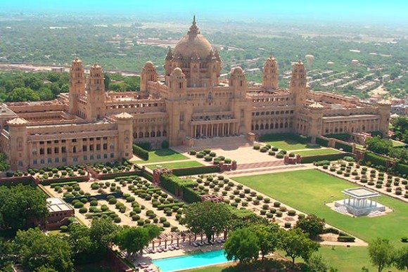 Umaid Bhawan Palace named World's Best Hotel 2016