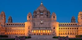 Umaid Bhawan Palace named World's Best Hotel 2016