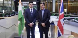 India's Yes Bank signs with London Stock Exchange
