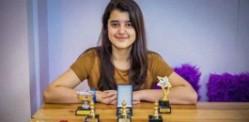 British Indian girl beats Einstein's IQ score