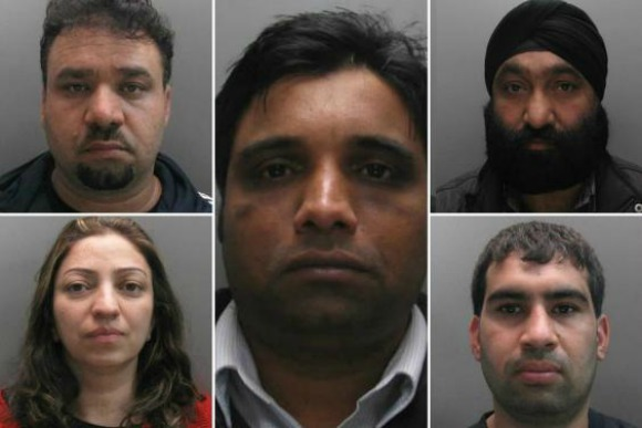pickpocket gang jailed for 30 years - additional2