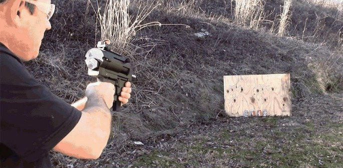 3D printed Semi Automatic Gun is Legal