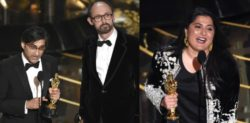 AMY and A Girl in the River win at Oscars 2016