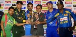 Asia Cup T20 Cricket ~ Bangladesh 2016