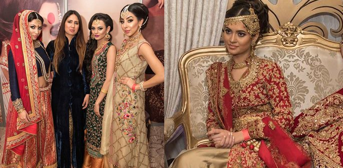 Asiana Bridal Show 2016 London Highlights