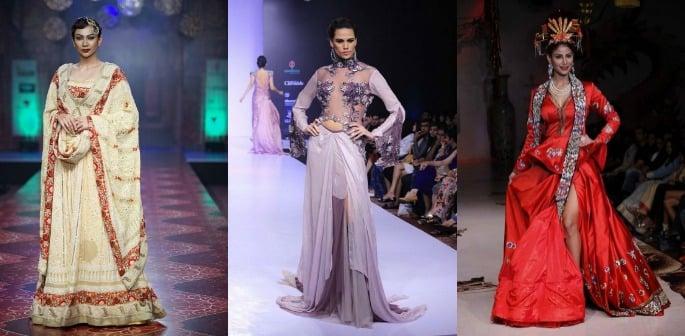 Bangalore Fashion Week 2016 Highlights