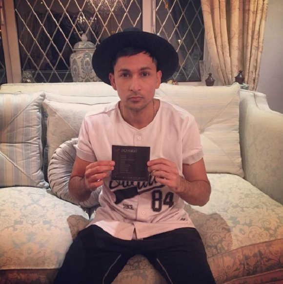 British Asian Artists - Zack Knight