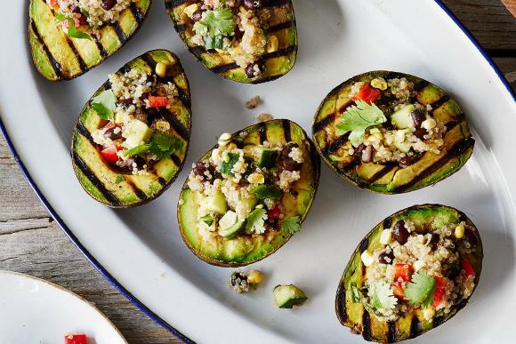 Delicious-Avocado-Recipes-Stuffed