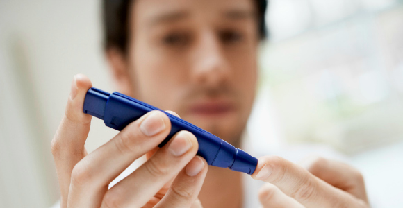 Diabetes Test routine