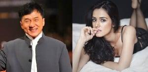 Disha Patani to romance Jackie Chan in Kung Fu Yoga