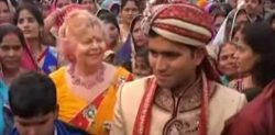 US mother attends Facebook son's wedding in India