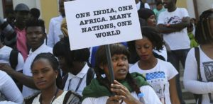 Indians being Racist towards Africans in India