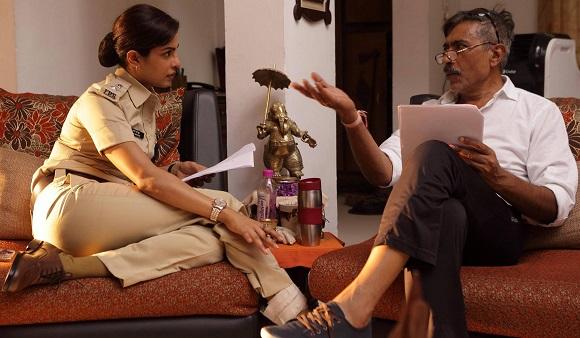 Jai Gangaajal behind scenes