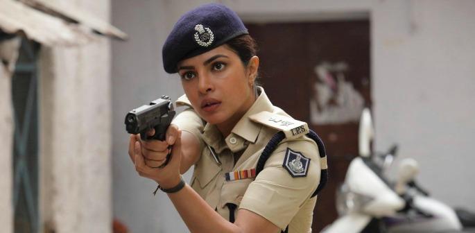 Priyanka Chopra is a Fiesty Cop in Jai Gangaajal