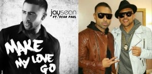 Jay Sean talks 'Make My Love Go' ft. Sean Paul
