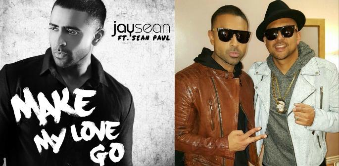 Jay Sean talks 'Make My Love Go' ft. Sean Paul