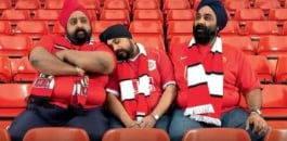 Why do British Asians love Liverpool FC and Man U?