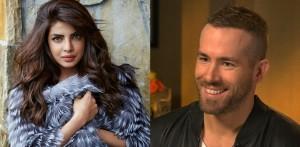Ryan Reynolds to work with Priyanka Chopra?