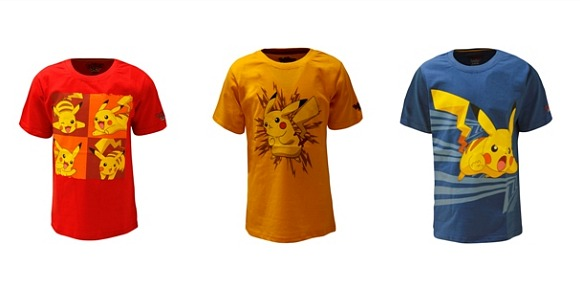 Pokémon launches merchandise in India