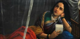 Raja Ravi Varma ~ An Exquisite Indian Oil Painter