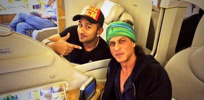 SRK & Honey Singh to perform at TOI Film Awards