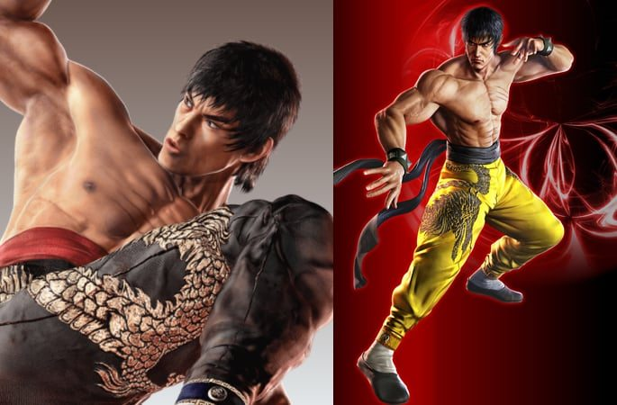 Favourite Tekken Characters of All Time