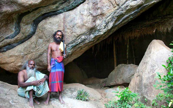 Veddas ~ Aboriginal Natives of Sri Lanka